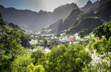 Village du Cap Vert