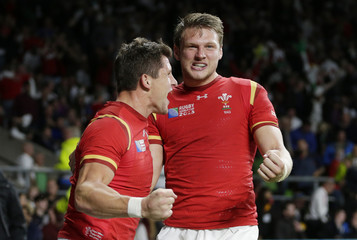 England v Wales - IRB Rugby World Cup 2015 Pool A