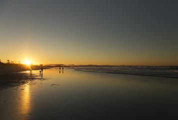 Byron Bay - coucher de soleil