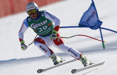 Alpine Skiing - Alpine Skiing World Cup