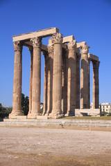 L'Olympieion ou temple de Zeus