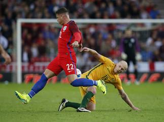 England v Australia - International Friendly
