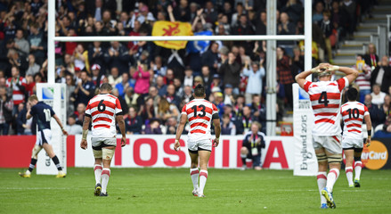 Scotland v Japan - IRB Rugby World Cup 2015 Pool B