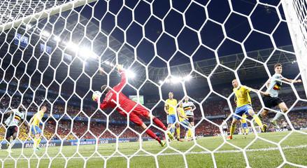 Sweden v Belgium - EURO 2016 - Group E
