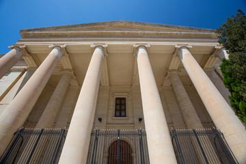 Malta law courts