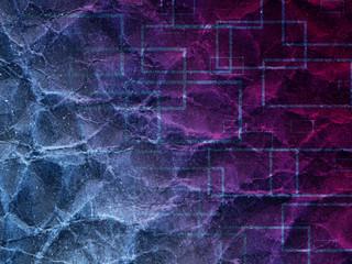 abstract blue purple gradient grunge paper textured background