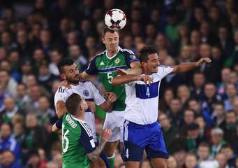 Northern Ireland v San Marino - 2018 World Cup Qualifying European Zone - Group C