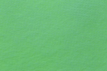 Texture of green strand fabric.
