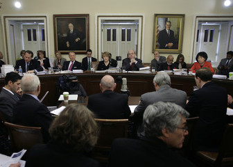 The House Committee on Rules meeting on Capitol Hill