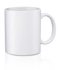 Mug mockup isolated