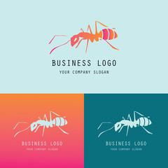 ant vector logo