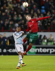 Football Soccer - Lokomotiv Moscow v Fenerbahce SK - Europa League - Round of 32 Second Leg