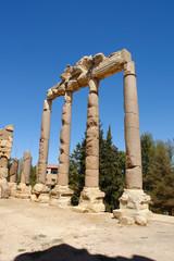 Baalbek Propylaea, Lebanon