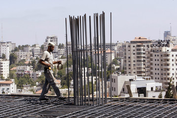 To match Feature PALESTINIANS-ISRAEL/CONSTRUCTION