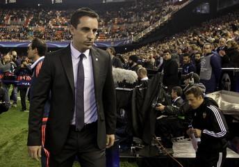 Football Soccer - Valencia v Olympique Lyon - Champions League Group stage - Group H - Mestalla Stadium, Valencia