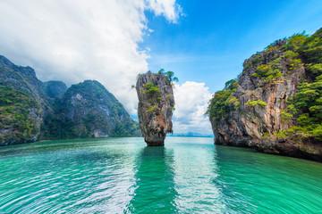 Thailand James Bond stone Island