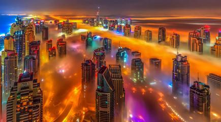 Skyscraper in Dubai