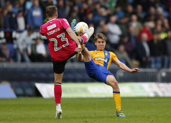 Mansfield Town v Notts County - Sky Bet League Two