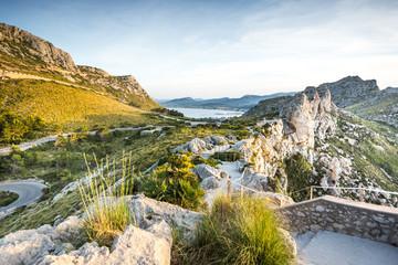 Mallorca - Blick Richtung Port d'Alcudia