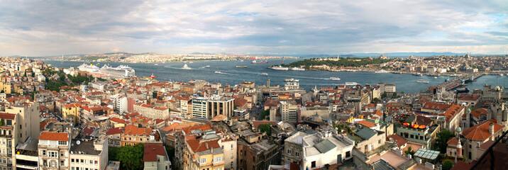 Istanbul Galata district, Turkey