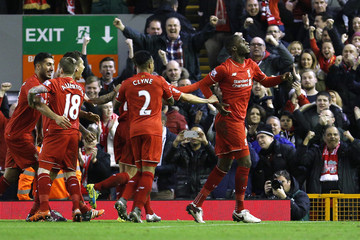 Liverpool v Leicester City - Barclays Premier League