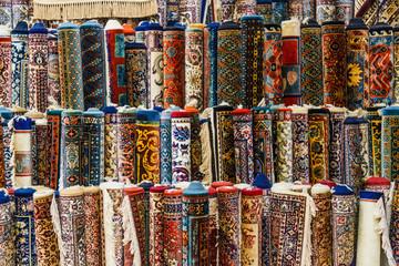 Many carpets pattern or backround