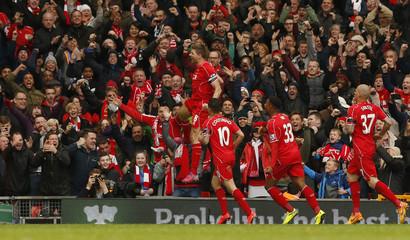 Liverpool v Queens Park Rangers - Barclays Premier League