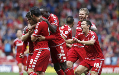 Middlesbrough v Bolton Wanderers - Sky Bet Football League Championship