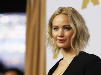 File photo of Jennifer Lawrence arriving at the 88th Academy Awards nominees luncheon in Beverly Hills