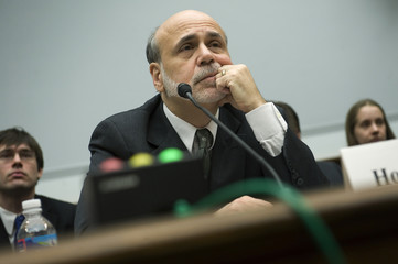 Bernanke testifies about monetary policy before the House Financial Services on Capitol Hill in Washington