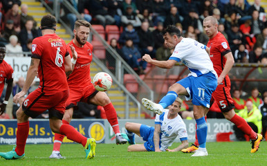 Leyton Orient v Portsmouth - Sky Bet League Two