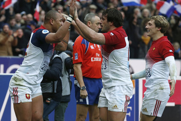 Rugby Union - Six Nations Championship - France v Scotland - Stade de France, Saint-Denis near Paris, France