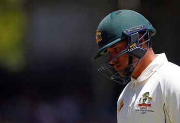 Cricket - Australia v South Africa - First Test cricket match