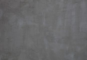 Old gray cement concrete wall. Texture background.