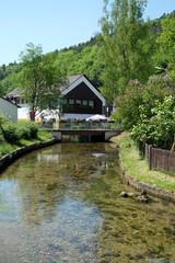Untere Mühle in Mühlbach  ...