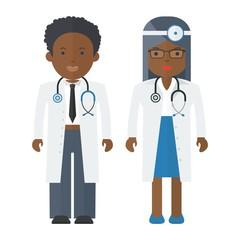 black people doctor