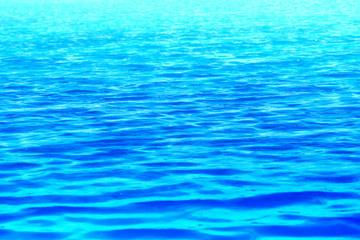 blue wonderful water