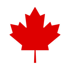 Canada, colors and proportion correctly.Vector