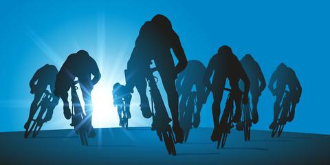 cyclisme - sprint - course - vainqueur - coureur - vélo - cycliste - compétition - vitesse