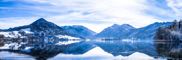 schliersee lake