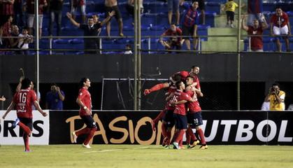 Football Soccer- Chile's Cobresal v Paraguay's Cerro Porteno