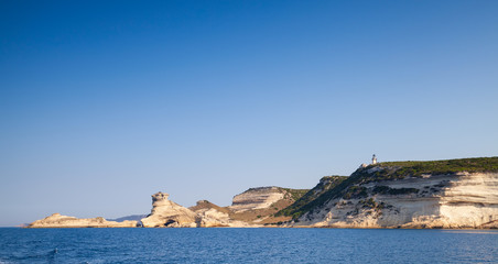 Island Corsica. Corse-du-Sud, France