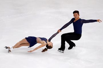 Figure Skating - ISU Grand Prix of Figure Skating Trophee de France 2016/2017