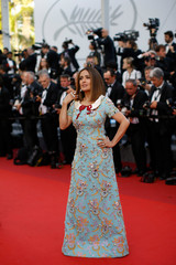 70th Cannes Film Festival - Event for the 70th Anniversary of the festival - Red Carpet Arrivals