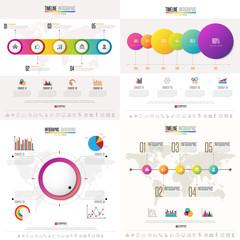 Timeline Infographics Design Template