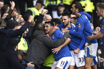 Portsmouth v AFC Bournemouth - FA Cup Fourth Round