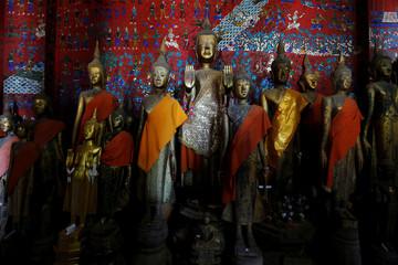 The Wider Image: Laos' mythical Luang Prabang