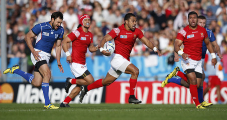 Tonga v Namibia - IRB Rugby World Cup 2015 Pool C