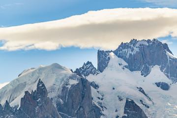 Snowy Mountains. Parque Nacional Los Glaciares, Patagonia - Argentina