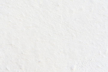 White texture of old painted relief wall